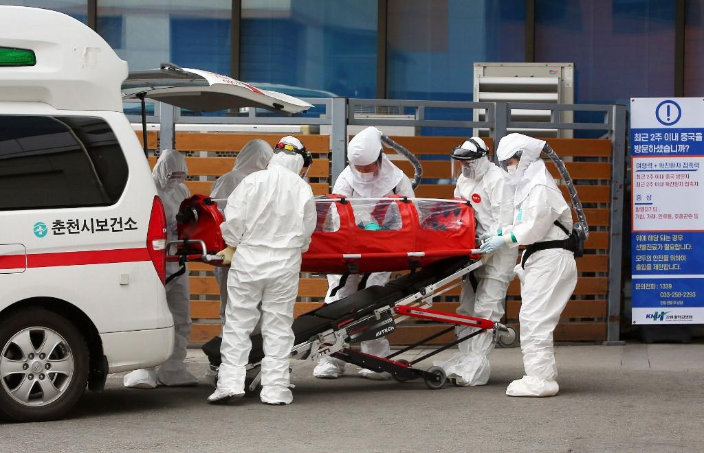 South Korea coronavirus cases pass 2,000: Authorities