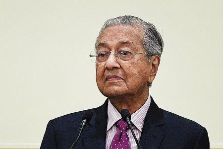 Malaysia's Parliament to vote on new candidate for PM on Monday