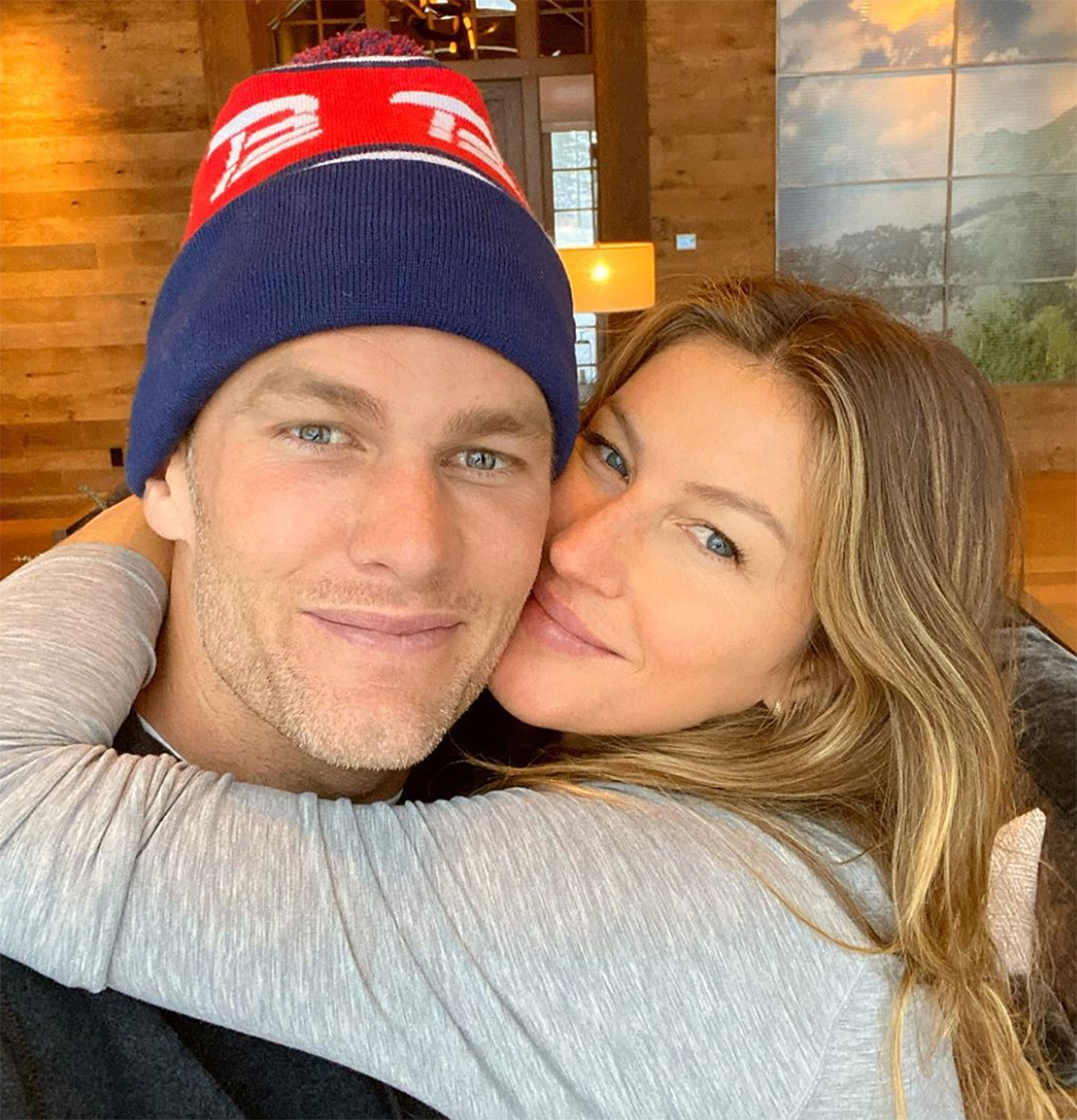 Gisele Bündchen Addresses Where She'll Live This Year as Tom Brady's Playing Future Still a Mystery