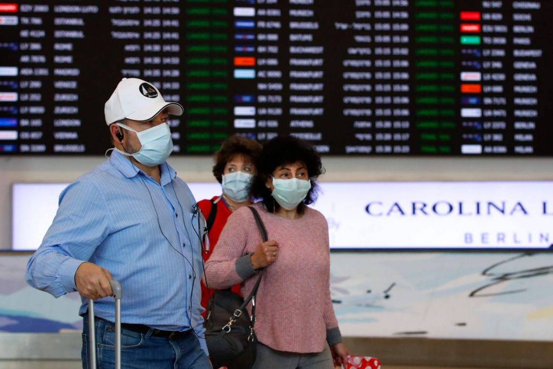 Israel recommends citizens not to travel abroad as coronavirus precaution