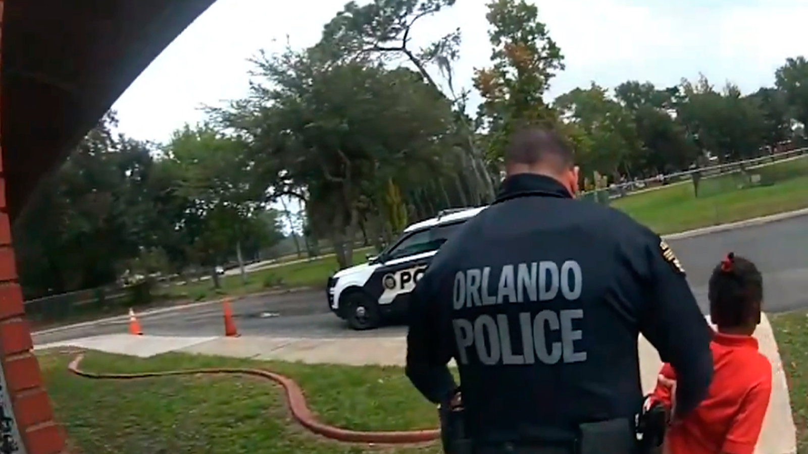 Body Camera Footage Shows Arrest by Orlando Police of 6-Year-Old at School