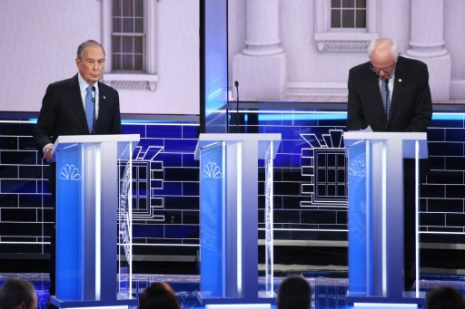 A Jewish president? Sanders, Bloomberg vie to bust US barrier