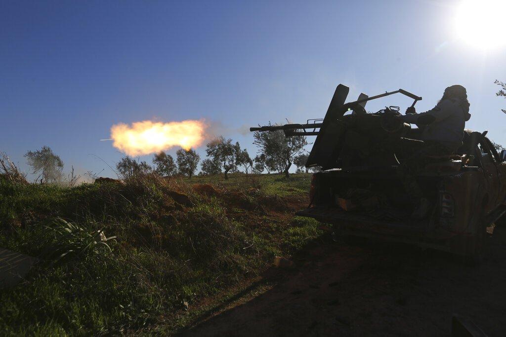 Turkey shoots down 2 Syrian planes over Idlib