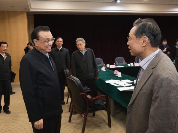预测模型被国际期刊退回 钟南山谈中国机构短板(图)