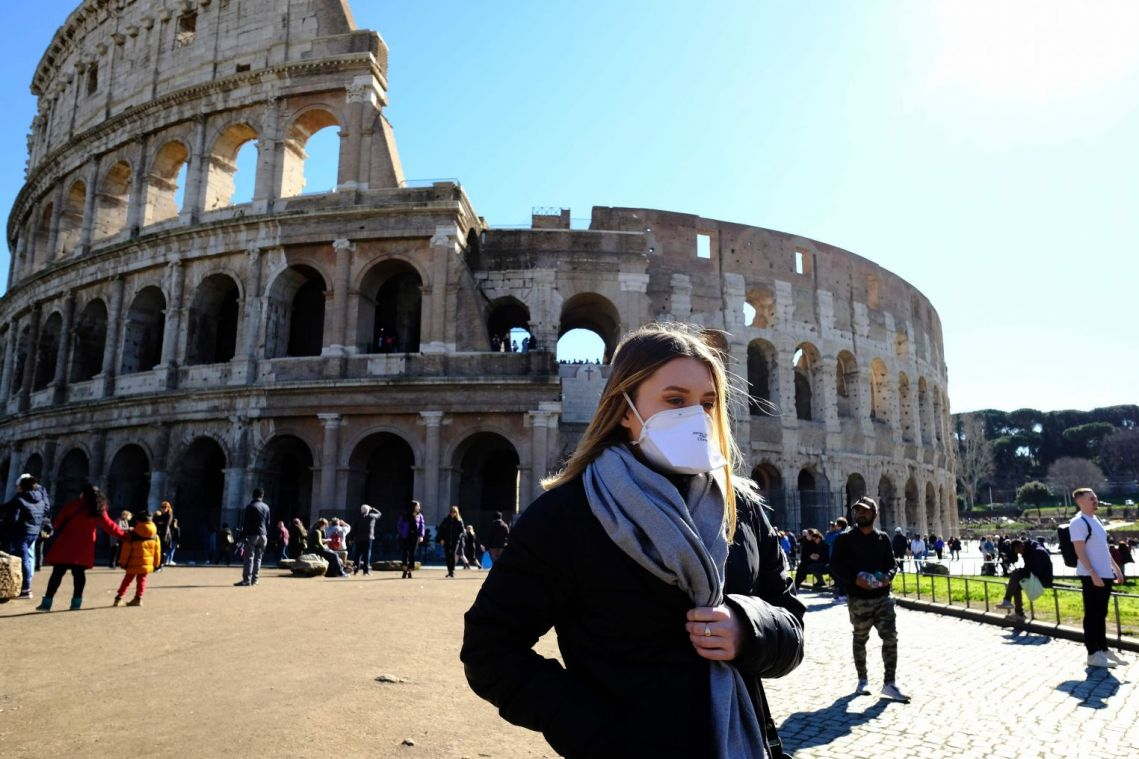 Coronavirus: Italy cases rise to 888, of which 46 have recovered, says official