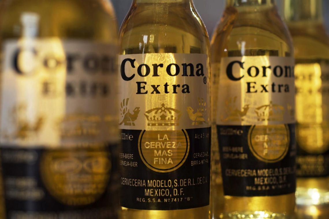 Corona beer says US sales not hit by confusion over virus name