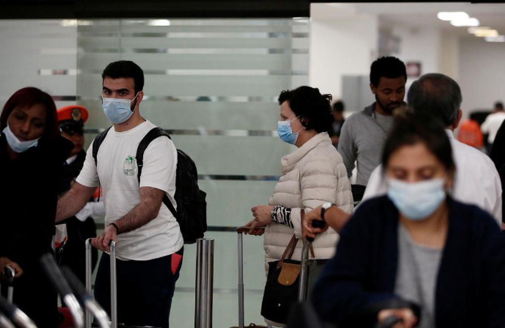 Mexico confirms first coronavirus cases in two men returned from Italy