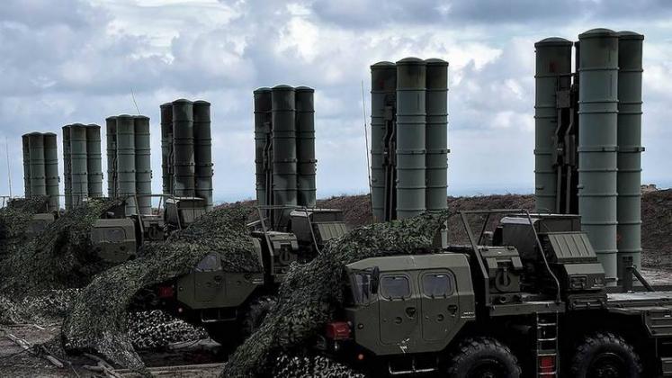 原创 专打美军战斧导弹,俄罗斯最新防空系统雪中交付部队,但不是S400