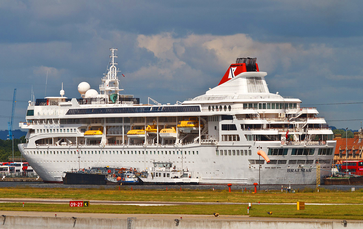 Cruise Ship Kept from Docking in Dominican Republic Due to Coronavirus Fears