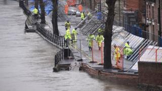 Storm Jorge: Flood-hit areas braced for more severe weather