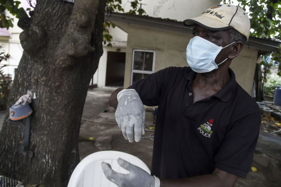 Coronavirus outbreak 'getting bigger' after Nigeria case: WHO