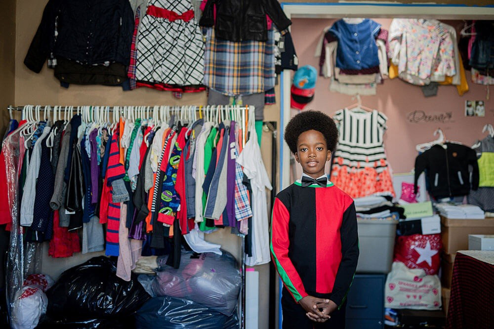 11-Year-Old N.Y.C. Boy Opens Thrift Shop for Low-Income Families: 'I Wanted to Be a Hero'