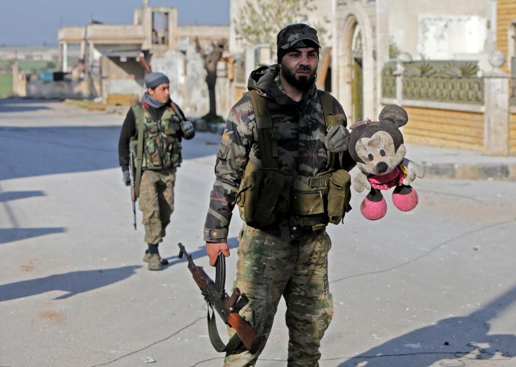 Turkish reprisals kill 16 Syria troops: Monitor