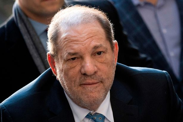 Harvey Weinstein will be 'sex offender target' as prisoners 'try to make name for themselves'