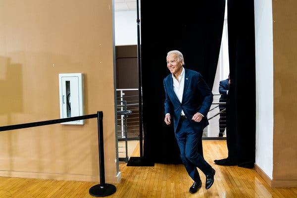 Joe Biden's Last Stand