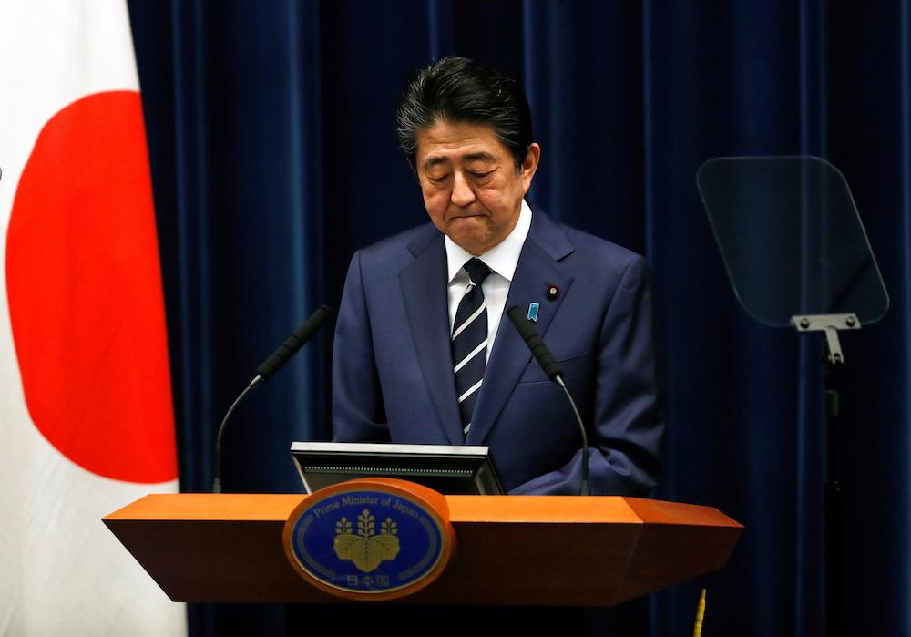 Japan's Abe vows fresh emergency package against virus