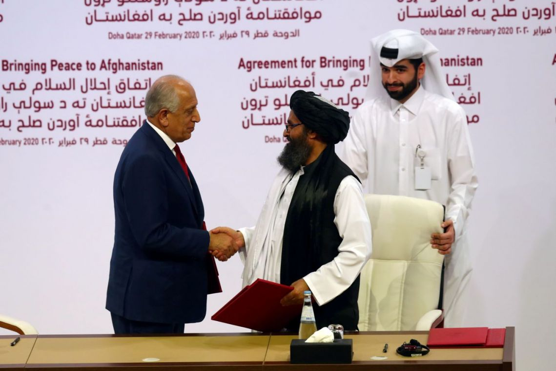 What's in the US-Taleban deal?