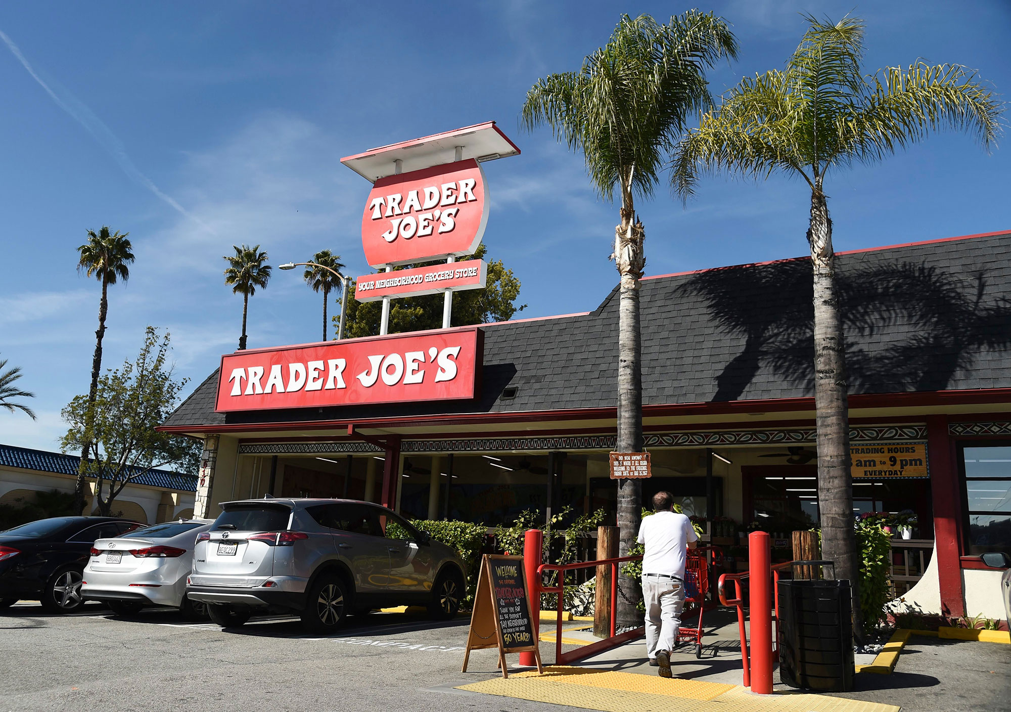 Trader Joe's Founder Joe Coulombe Dies at 89: 'He Was a Brilliant Thinker'