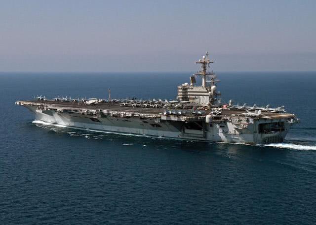 原创 全球最强航母终于下水,战力是山东舰6倍,这让美军头疼不已