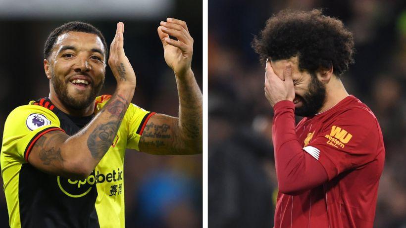 Watford 3-0 Liverpool: Jurgen Klopp's side lose first Premier League game of the season