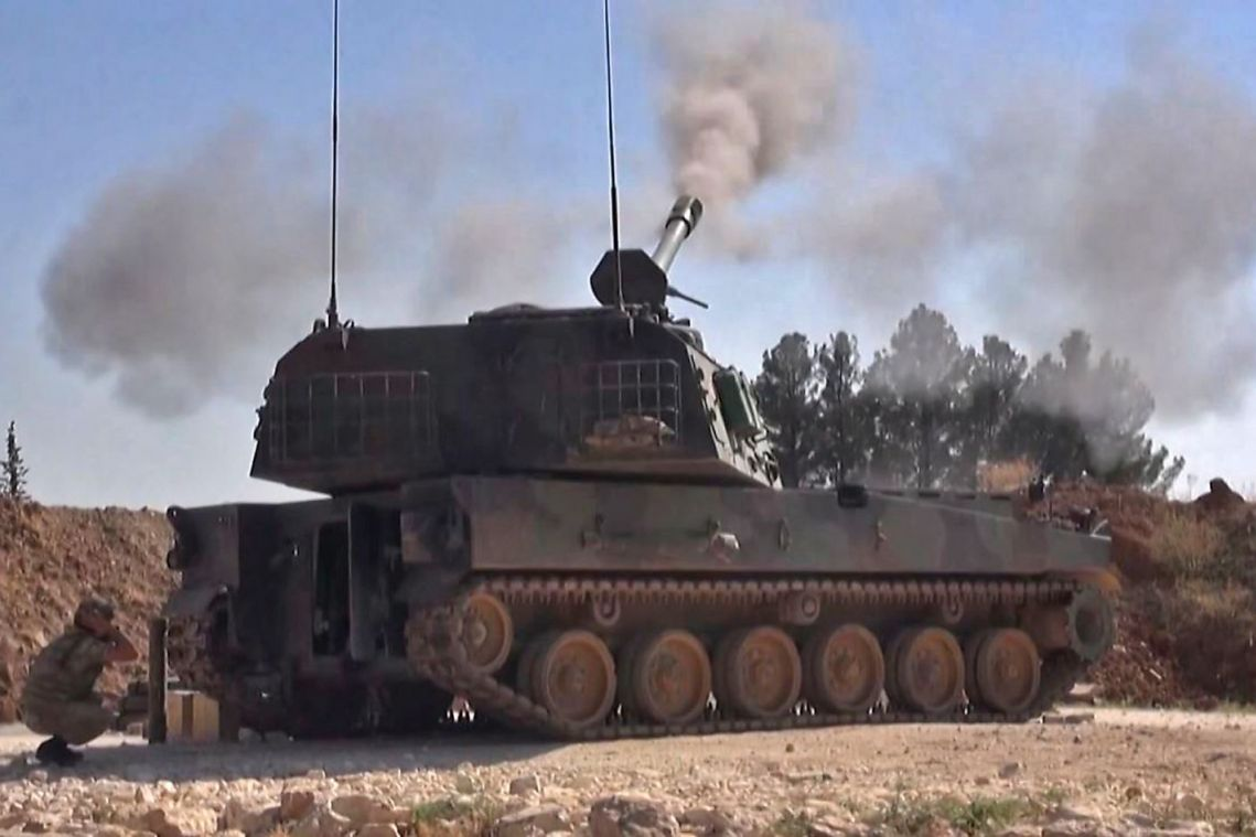Turkey drone strikes kill 26 Syrian soldiers in north-west Syria: Monitor