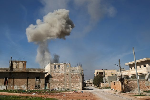 Syrian Government Claims to Capture More Ground in Idlib