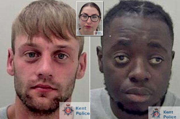 Vicious burglary gang who tied up victims in their own home jailed for 28 years