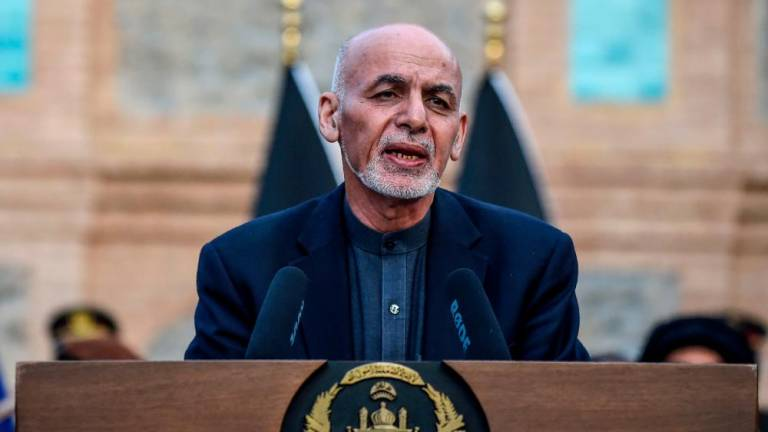 Afghanistan's partial truce will continue, 'with goal' for full ceasefire: Ghani