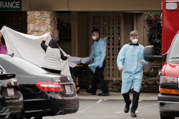 Coronavirus Updates: First 2 Deaths in United States Amid Uptick in Cases