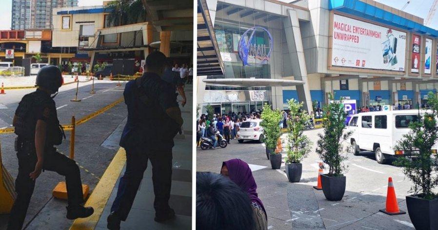 马尼拉购物中心发生枪击 至少30人遭挟持