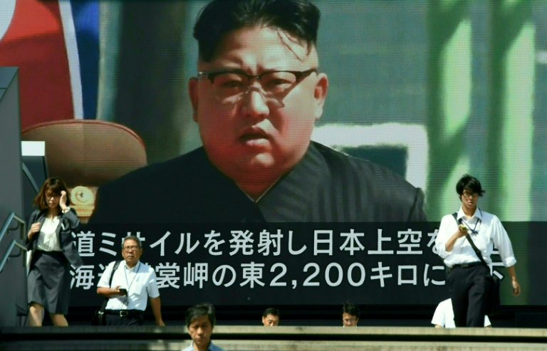North Korea fires two unidentified projectiles: South's military