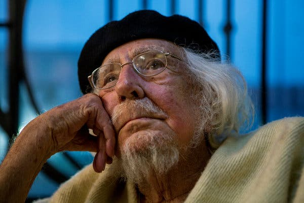 Ernesto Cardenal, Nicaraguan Priest, Poet and Revolutionary, Dies at 95
