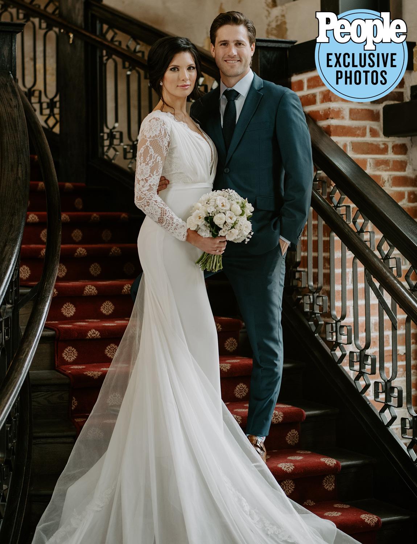 JJ Lane Is Married! Bachelorette Alum Weds Fiancée Kayla Hughes in Denver