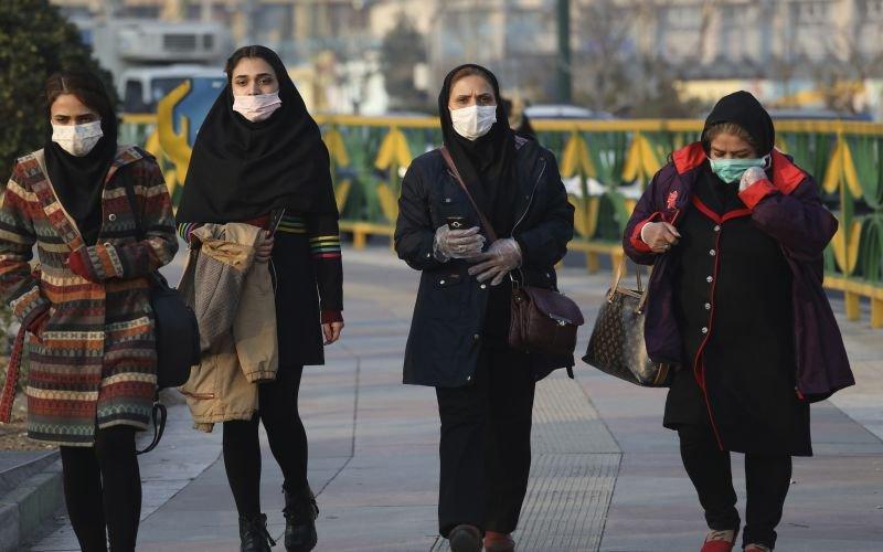 Iran reports 54 dead as coronavirus cases almost double overnight