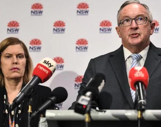 澳人注意,澳洲已有首例人传人病例,一旦出现新冠病毒感染症状,可能会被医疗当局拘留(图)