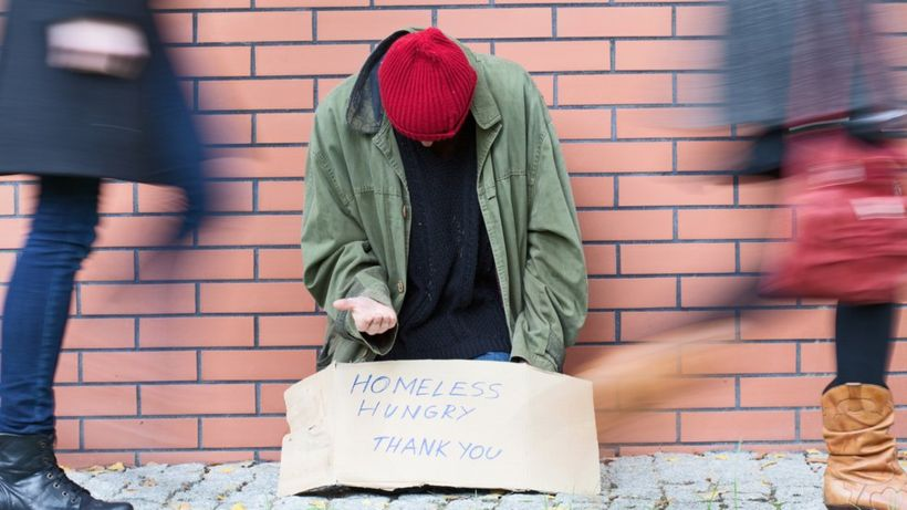 Glasgow's 'alternative giving' scheme for beggars launches