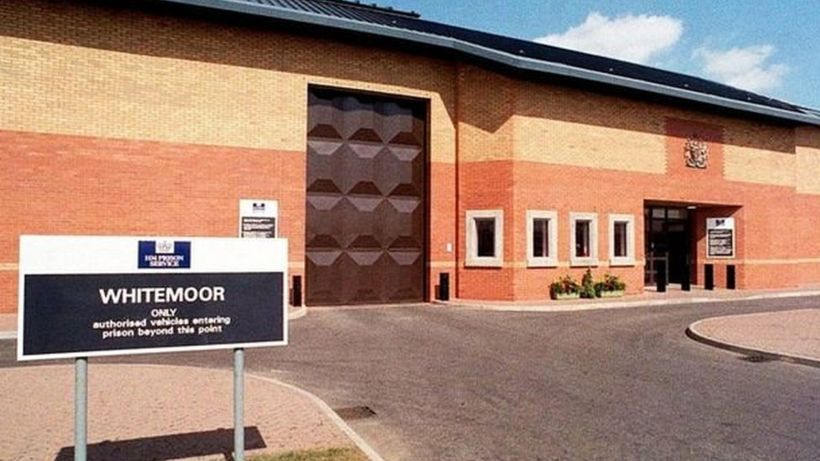 HMP Whitemoor: Two charged with attempted murder of prison officer