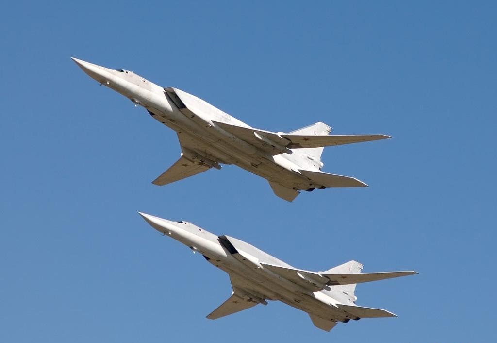 """图-22M3""""逆火"""":其一台发动机的推力超过轰-6K"""