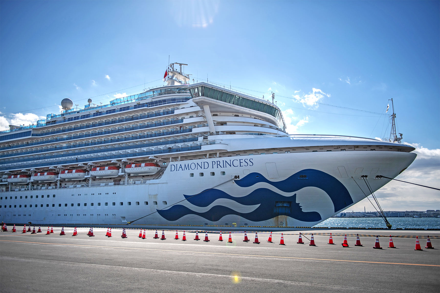 Cruise Lines Banning Passengers, Issuing Health Screenings, but Continue to Sail Amid Coronavirus