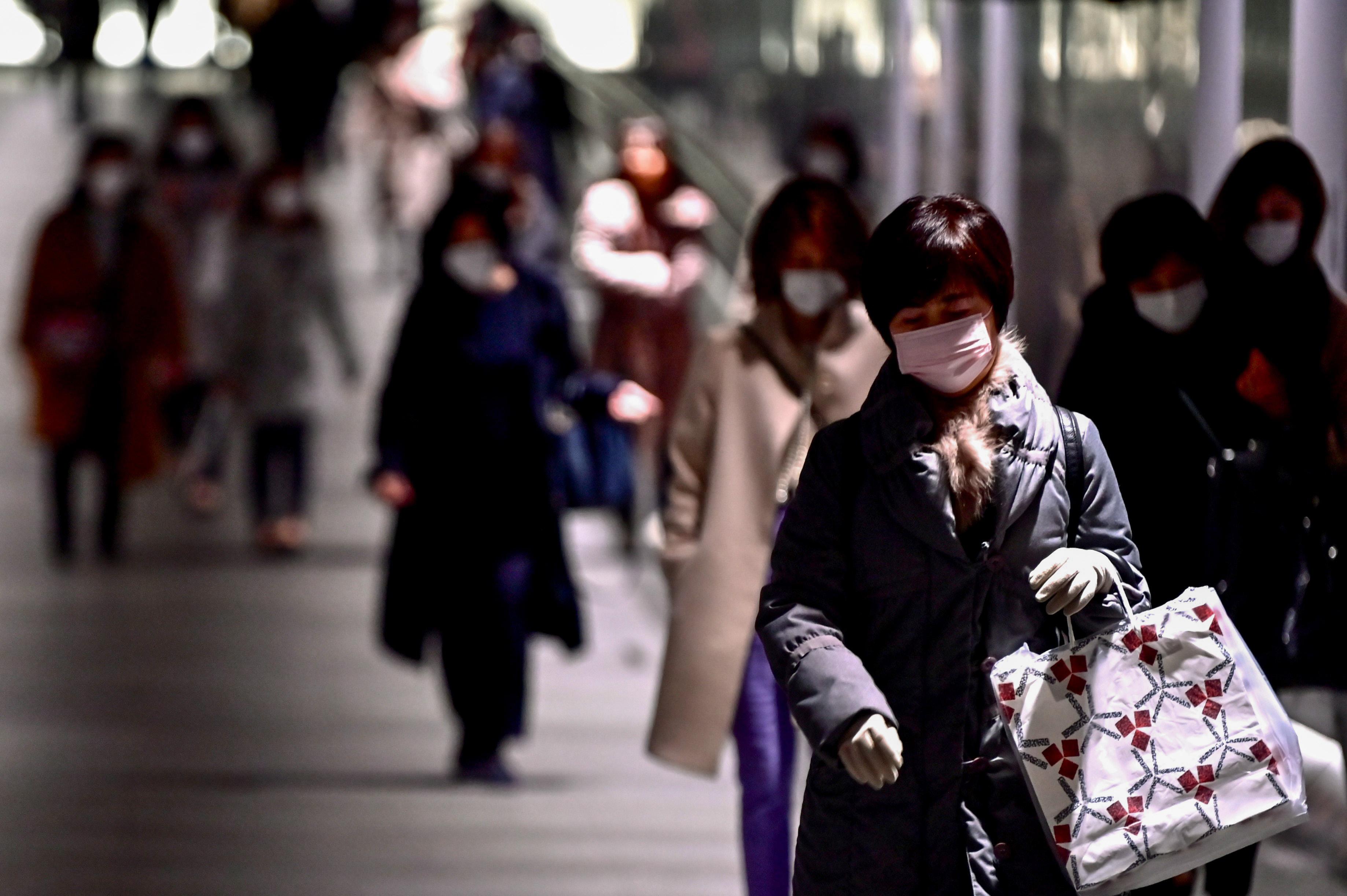 【冠状病毒19】日本新增19起确诊病例