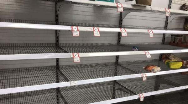 """悉尼人疯狂囤货,多个华人区超市被""""搬空"""",当局呼吁大家保持冷静,避免恐慌性抢购(组图)"""
