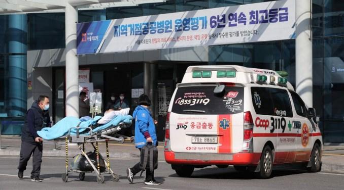 【新冠肺炎】大邱再添1名女患者不治!韩国增至33死