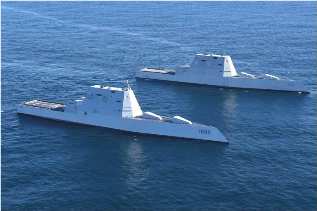 原创 美国又一艘最先进两栖舰下水,未来或还将部署印太
