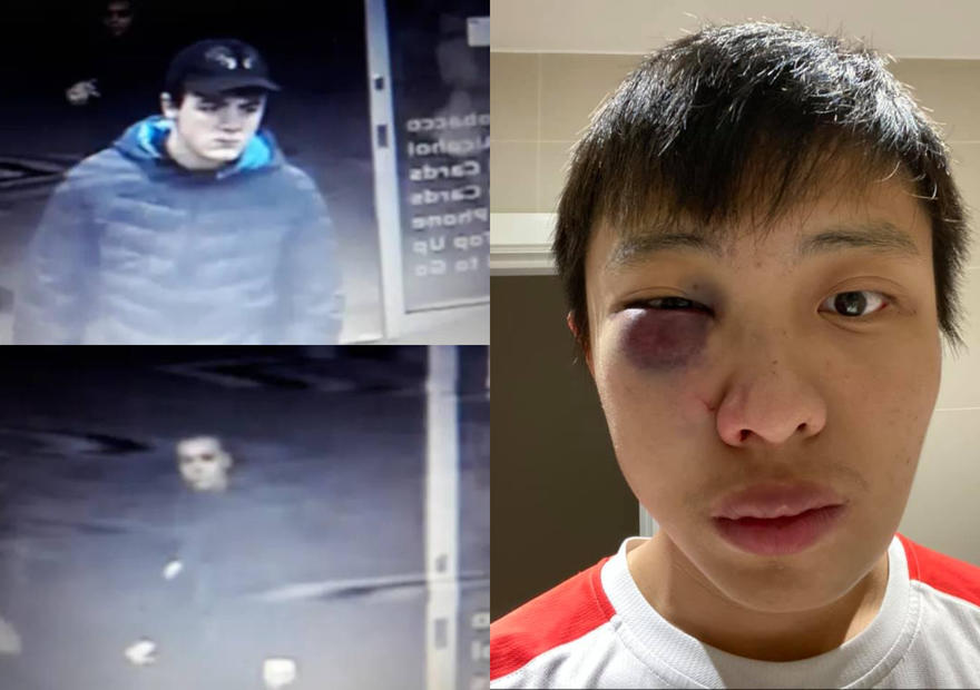 London police release photos of men linked to Singaporean student attack after Covid-19 comments