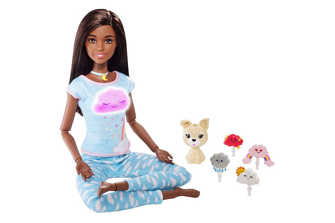 New 'Wellness' Barbie Dolls Emphasize the Importance of Self-Care with Yoga, Meditation and More