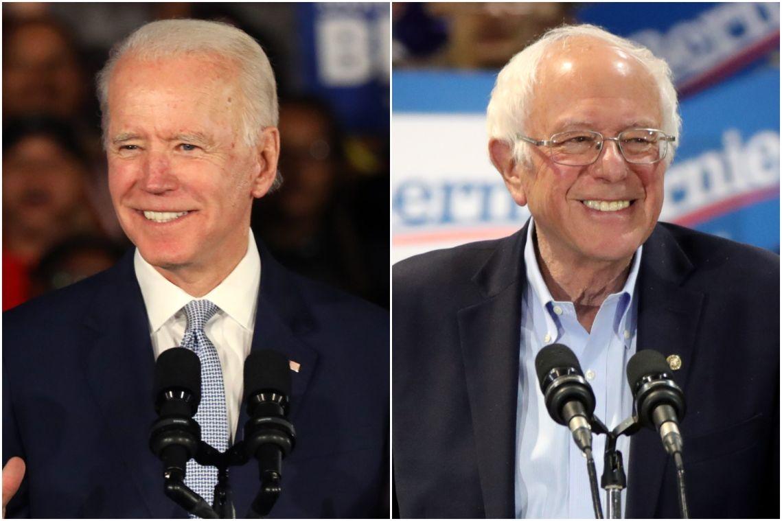 Democrat Joe Biden wins Virginia, North Carolina in solid Super Tuesday start; rival Bernie Sanders bag Vermont