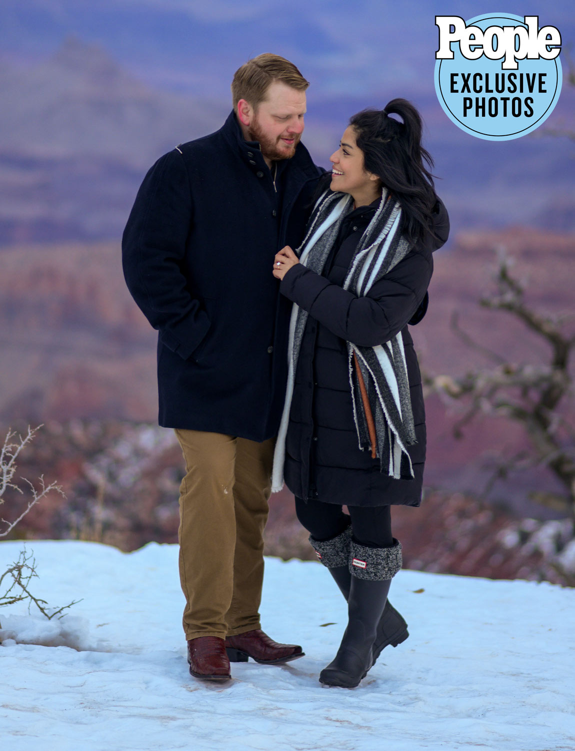 Gentefied Actress Karrie Martin Is Engaged to Her High School Sweetheart: See the Photos!
