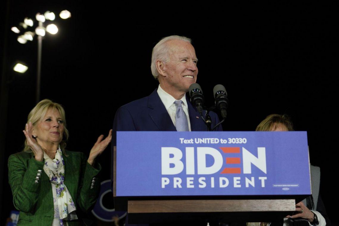 Joe Biden wins primary in Warren's home state Massachusetts: US networks