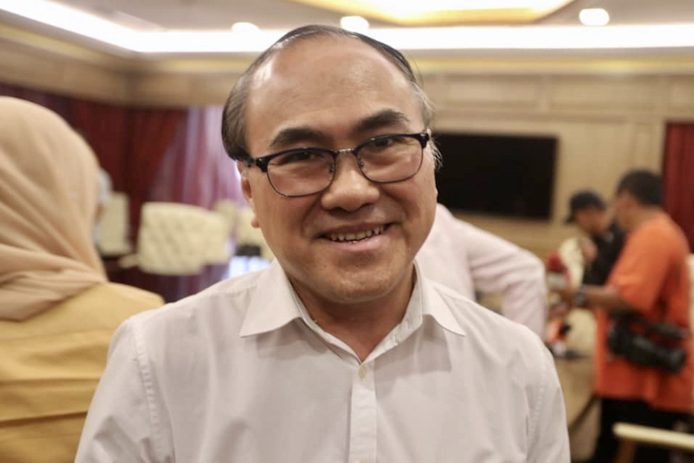 Pemanis rep Dr Chong Fat Full who left PKR, now officially with ...