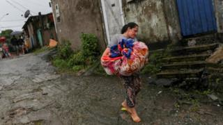 In pictures: Brazil hit by deadly rain and landslides